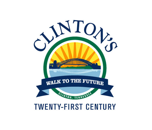 Clinton's Twenty-First Century Logo
