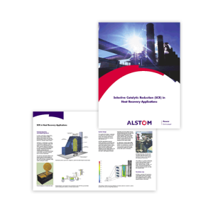 Alstom Power Product Brochure