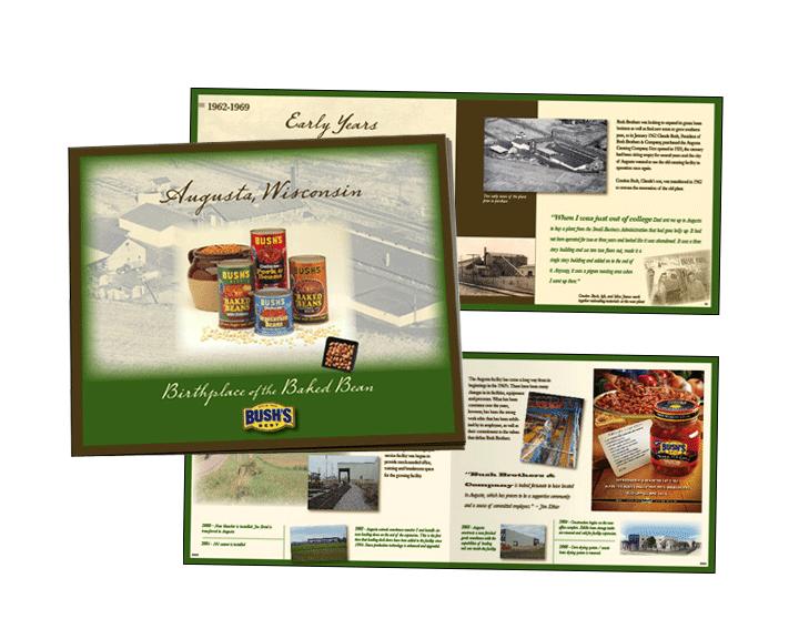 Bush Beans Booklet