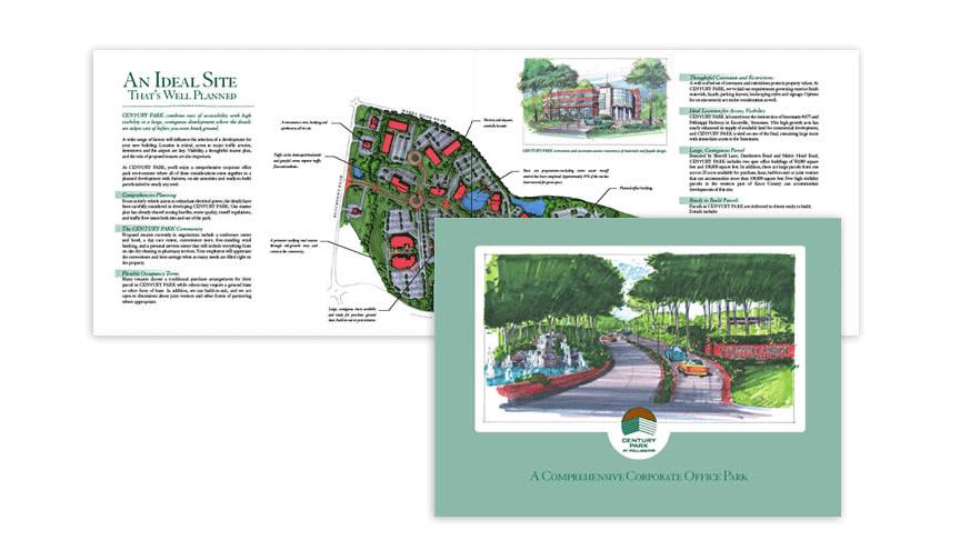 Century Park Brochure