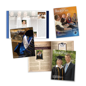 Johnson Bible College Quarterly Magazine
