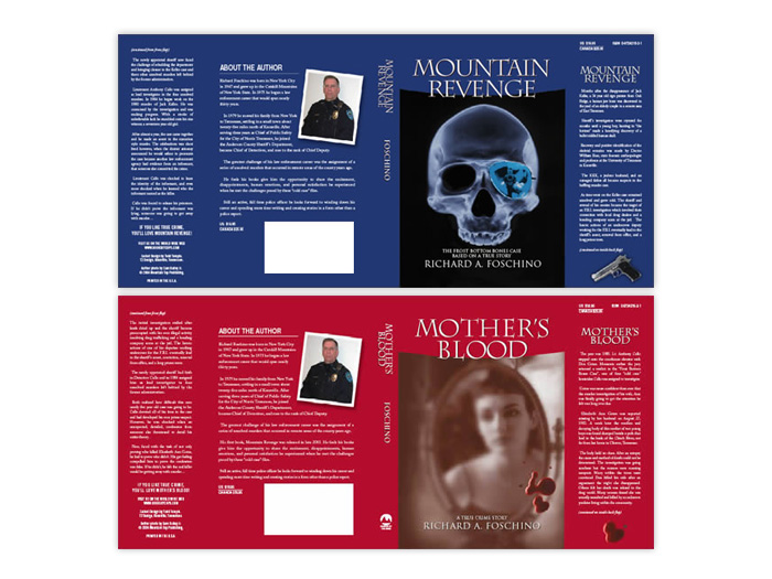 Mountain Top Publishing Book Covers