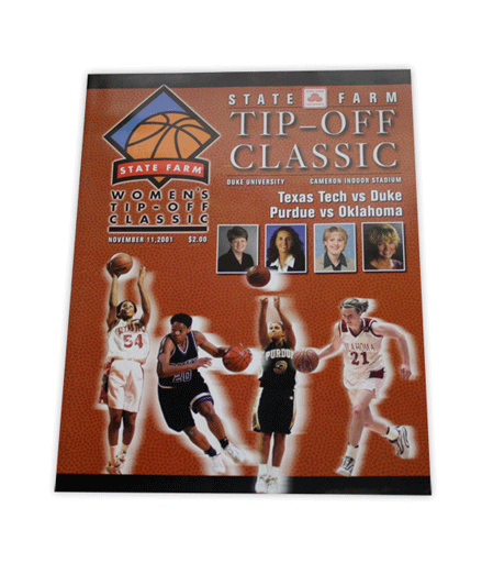 State Farm Tip-Off Classic Program
