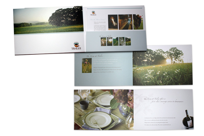 The Farm at Tralee Brochure