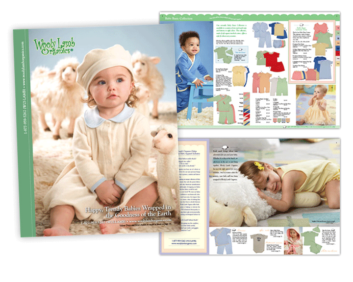 Wooly Lamb Clothing Catalog