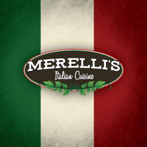 Merelli's Italian Restaurant Logo